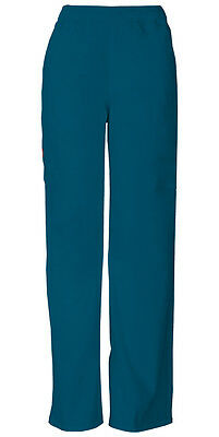 Scrubs Dickies Men's Zip Fly Pull-On Pant 81006 CAWZ Caribbean Free Shipping