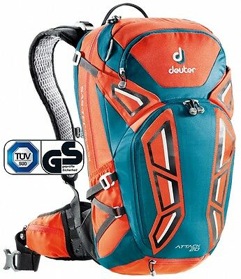 Deuter Attack 20 - the highest protection with low weight