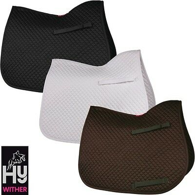 HyWITHER Competition All Purpose Pad – Cob/Full  – Saddlecloth  **FREE P&P**