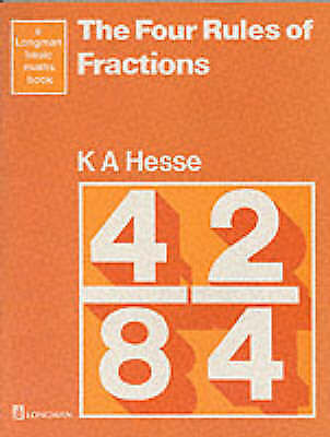 Four Rules of Fractions-ExLibrary
