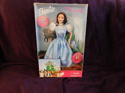 Barbie Doll as Dorothy Wizard of Oz 1999 Talking Doll Light Lighted Slippers