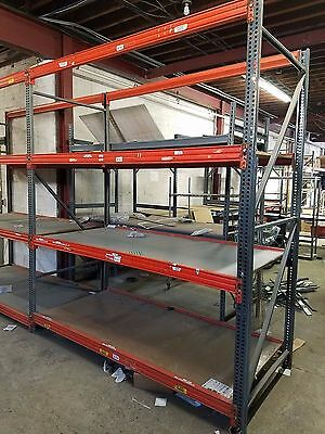 Warehouse Pallet Racking Industrial Heavy Duty Storage System