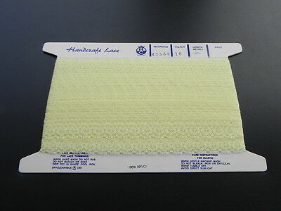 Card of New Lace - Lemon