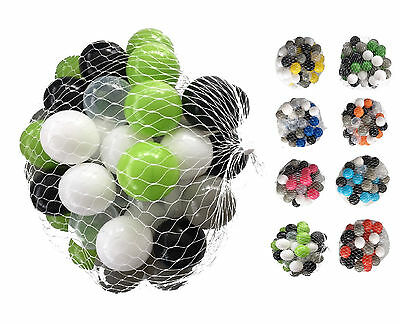 250-10000 Ball pit Balls 55mm mixed colourful colours Baby Child Game Ball bath