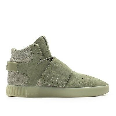 New Mens Adidas Tubular Invader Strap Bb8391 Sneakers-Shoes-Size 11.5