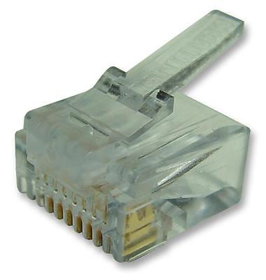 SENTINEL Rj45 Cat 6 Plugs - Short Body 112-080800-34 Bargain Corner