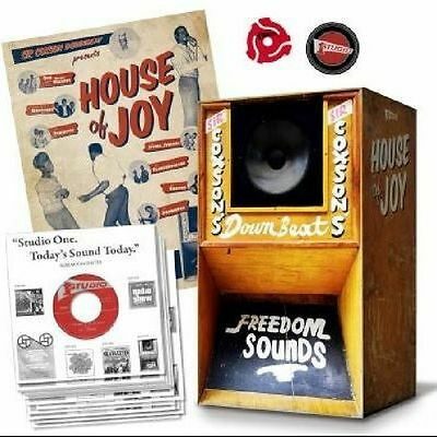"VARIOUS - House Of Joy (Record Store Day 2017) - Vinyl (7"" box)"