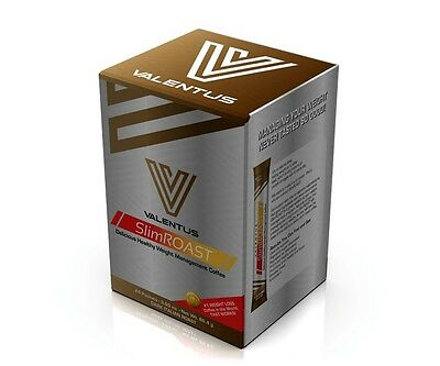 Valentus Slimroast Coffee Italian Roast available in pack of 4/6/12/24 sachets