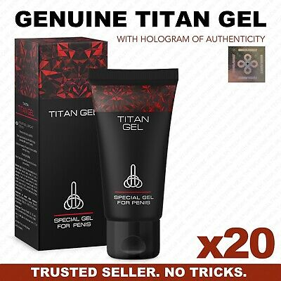 titan gel penis enlargement gel jelqing gel 50 ml genuine
