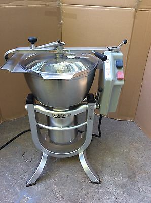 Very Nice Hobart Hcm 450 Cutter Mixer With Digital Timer Control