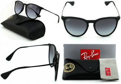 84ceac3beeb RAY-BAN RB4171 ERICA Color Mix Sunglasses Blue  Gunmetal Grey ...
