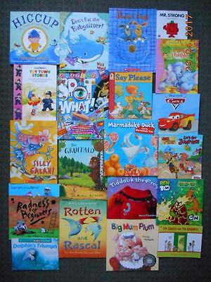 Children's Picture Story Books ( Great Educational Preschool Resources ) X 20