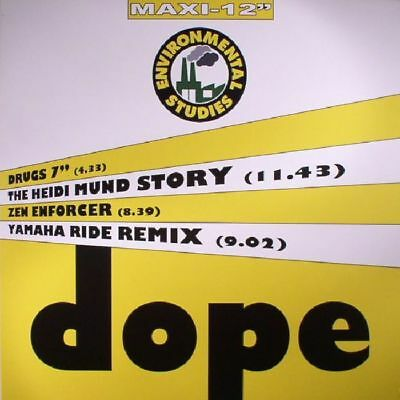 "DOPE - Maxi (Record Store Day 2017) - Vinyl (12"")"