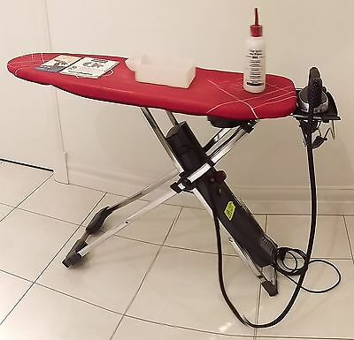 LauraStar Magic Evolution II Premium Steam Ironing System