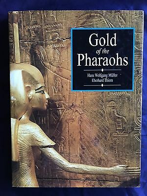 Gold of the Pharaohs-Egyptian King/Queen,Tut,Coffin,Mummy,Amulets,Antiquities