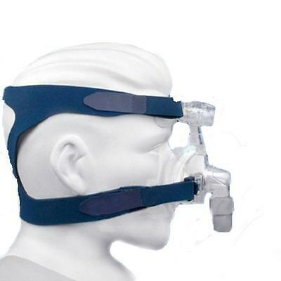 Universal CPAP Headgear Replaces Respironics & ResMed Straps [Mask Not Included]