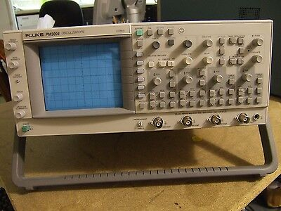 Fluke PM3094 Oscilloscope 200MHz. 4Channel