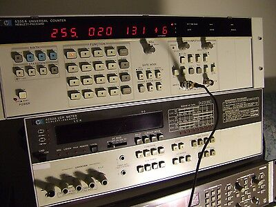 HP 5335A Universal Frequency Counter 200 MHz.