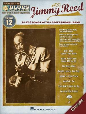 Jimmy Reed Blues Play Along V12 Book & Cd