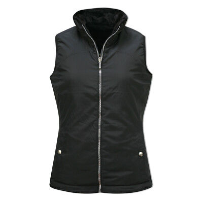 Glenmuir Reversible Quilted Gilet with Flattering Fit