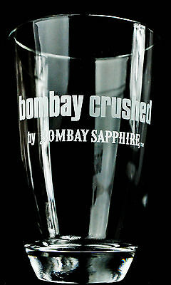 """Bombay Sapphire Gin, Gin Glas, Longdrink Glas Salute, """"Bombay Crushed"""""""