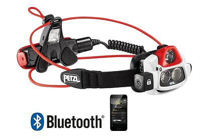 Petzl NAO +   -  Ultra-powerful, rechargeable multi-beam headlamp 750 lumens