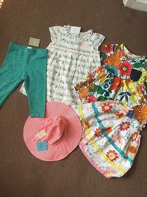 Next, Baby C Girls Bnwt Clothes Bundle Age 6-9 Months