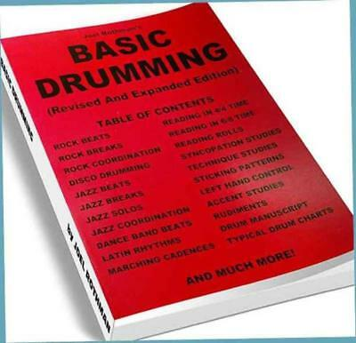 Basic Drumming Revised and Expanded Edition