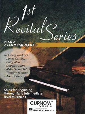 First Recital Series Snare Drum Piano Accompaniment