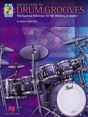 Instant Guide To Drum Grooves Book & Cd