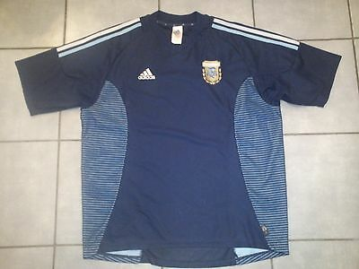 maillot foot ARGENTINE taille xl