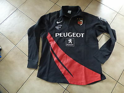 maillot sweat rugby stade toulousain nike  taille L