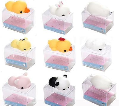 Squishy LOT Slow Rising 9PCS Kawaii Cute Animal Hand Toy Squeeze Kids, FAST SHIP