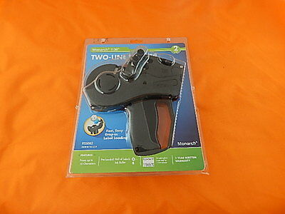 Monarch 1136 Two-Line Labeler Price Gun 925082  (74000-1-H)