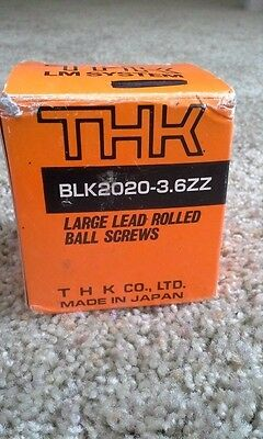 Thk Blk2020-3.6Zz Large Lead Rolled Ball Screw Nut
