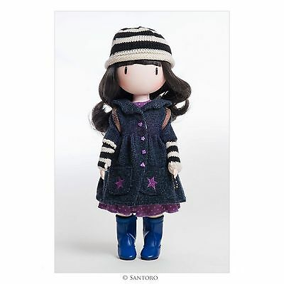 Santoro London Gorjuss Doll Toadstools - New