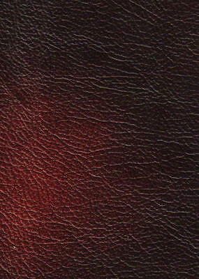 Italian Collection Full Buffalo Leather Hide Colour Anique Red - Free Shipping