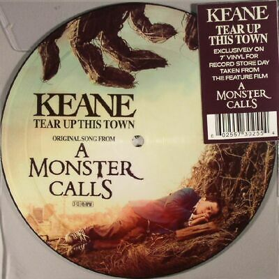"KEANE - Tear Up This Town (Record Store Day 2017) - Vinyl (7"")"