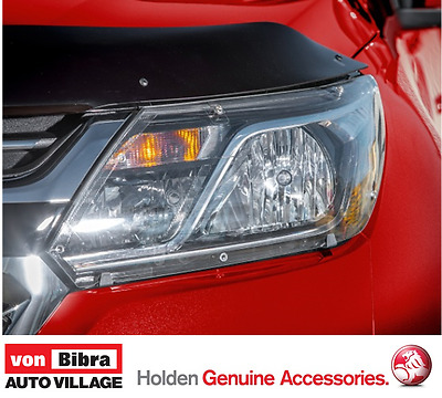 Brand New Genuine RG Holden Colorado Head Light Protectors ***FREE POSTAGE***