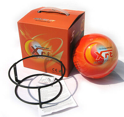 1.3KG XRT Fire Extinguisher Ball Easy Throw Stop Fire Loss Tool Safety QUALITY
