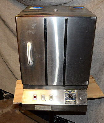 Tested Blue M Electric Lab Gravity Convection Oven OV-12A BlueLine