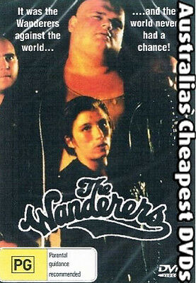 The Wanderers DVD NEW,  FREE POSTAGE WITHIN AUSTRALIA REGION 4
