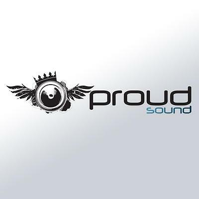 Music Business - Record Label & Events/Promotions - Proud Sound // FOR SALE //