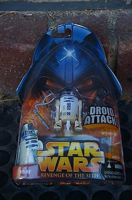 R2-D2 - STAR WARS Revenge Of The Sith Action Figure Hasbro 2005