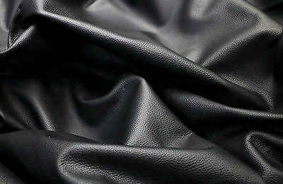 Large Black Leather Hide High Quality Colour Black , Very Nice Leather …