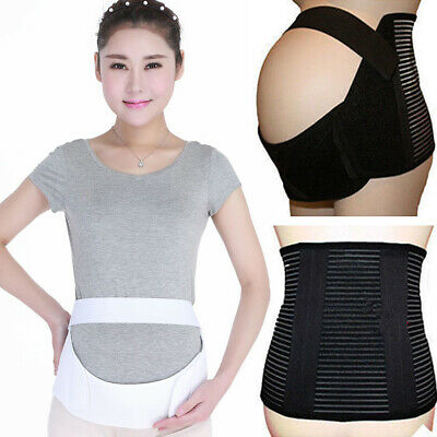 Pregnancy Maternity Abdominal Back Support Strap Belt Belly Band Support Brace