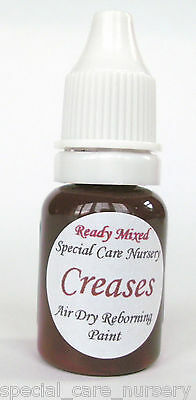 10ml - SCN - CREASES - From The Special Care Nursery Air dry Paints Range