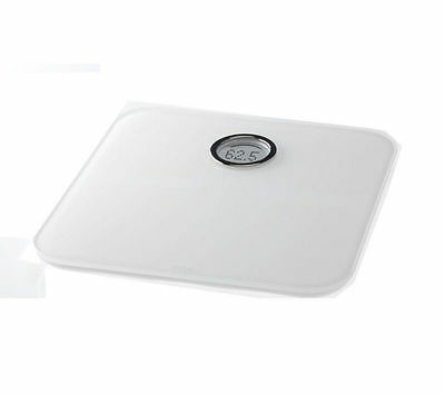 FITBIT Aria WiFi Smart Bathroom Scales Measures weight & BMI Fitbit app White