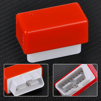 OBD2 Plug & Drive OBD2 Fuel Saver Performance Chip Tuning Box For Diesel Car SUV