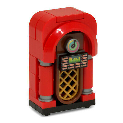 LEGO Juke Box - Music Jukebox for Pub, Diner, Restaurant furniture. Custom New